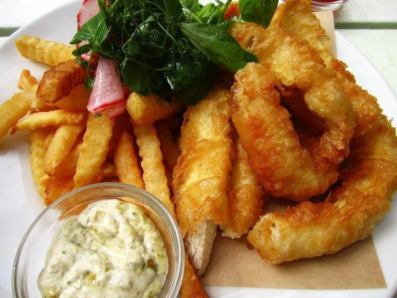FISH & CHIPS $458,000 (14546)