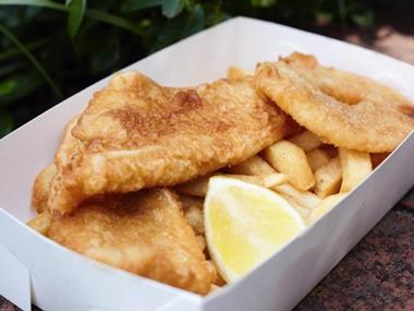 FISH & CHIPS $99,500 (13692)