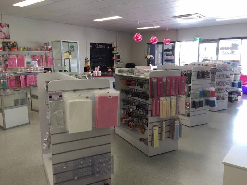 Successful Retail and Cake Decorating School  QLD