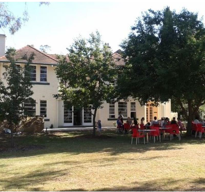 Thriving FUNCTIONS VENUE and CAFE with Lake Views in leafy ACTON