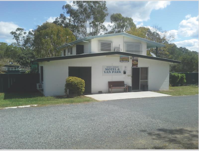 Freehold Motel, Caravan Park Plus Residence - Mount Morgan, Qld
