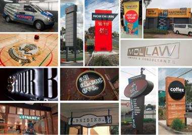 UNDER OFFER - Established Signage Business For Sale - VIC
