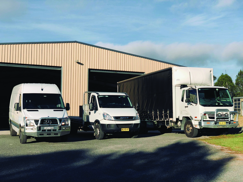 Established Courier Services With Growth Potential - Goulburn NSW