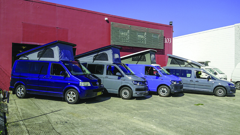 Leading Campervan and RV Conversions Business  Geebung, Qld