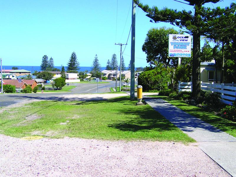 Popular Freehold Ocean View Tourist Park - Lake Cathie, NSW