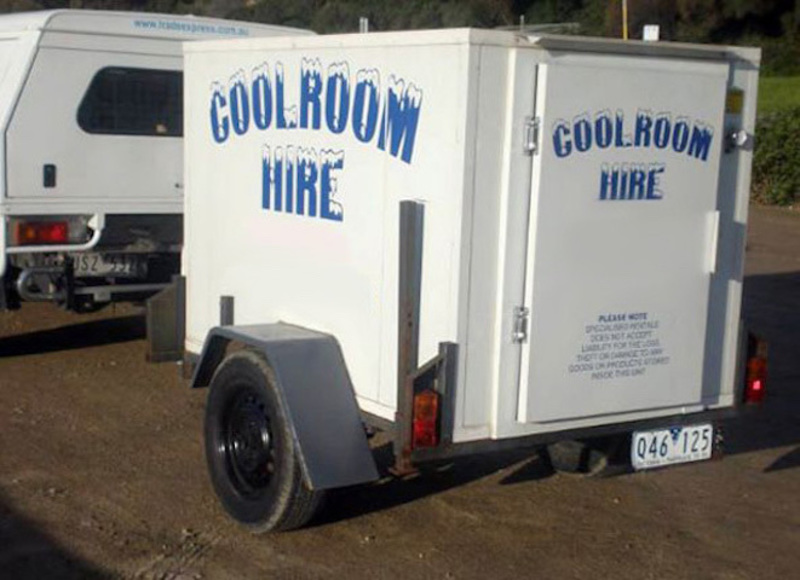 Cool Room and Equipment Hire - Bayswater Victoria