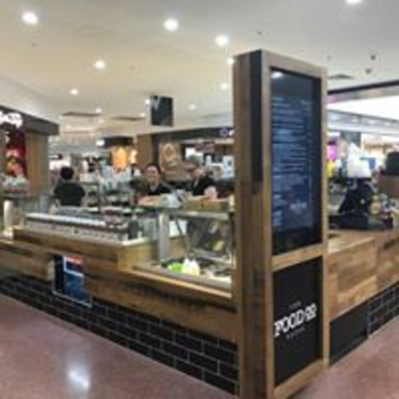 Great potential food outlet, Good location, High foot traffic business - For sal