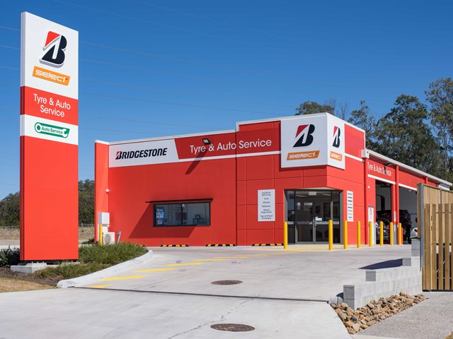 Tyres & Mechanical Retail Franchise - Bridgestone Select