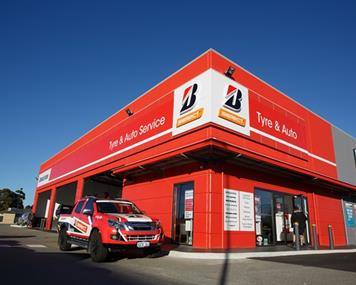 Tyres & Mechanical Retail Franchise - Bridgestone Select Franchise