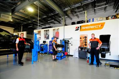 Bridgestone Select & Auto Services  New store opportunities - Bomaderry