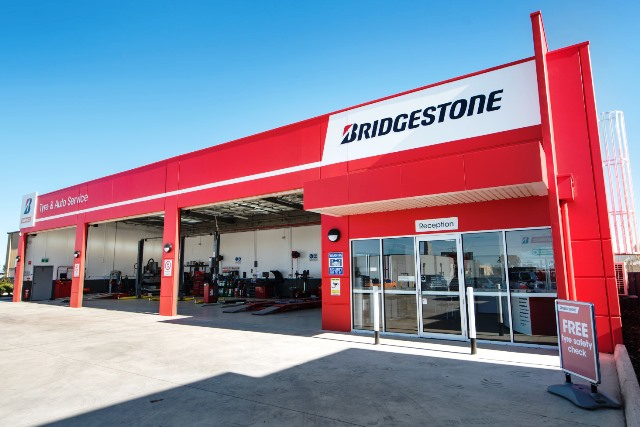 Motorsport mad with a business to match? Bridgstone Tyre & Auto Service Business