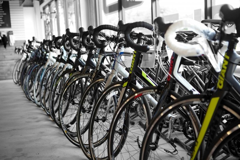 Business For Sale: Bike Shop. $9,500 Per week