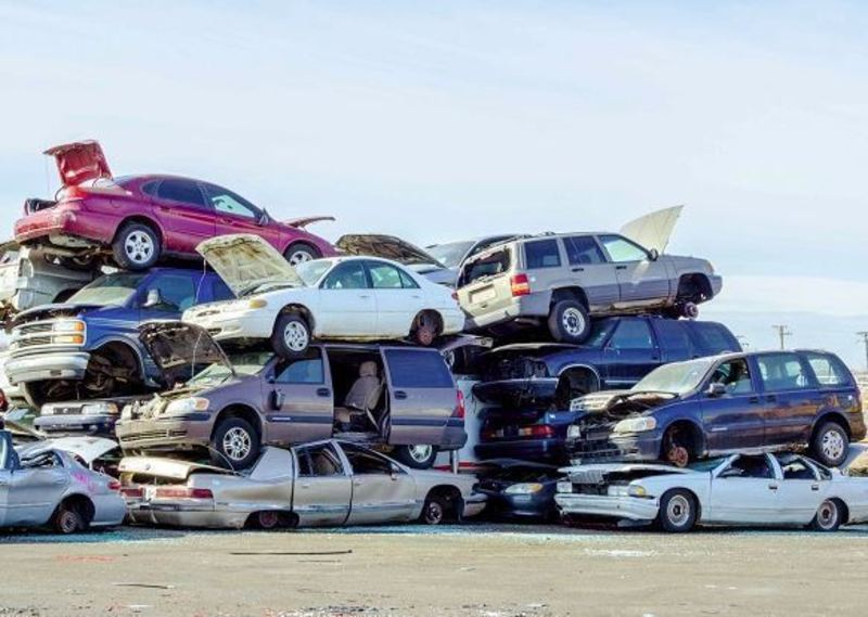 Motor Wreckers, Must Be Sold!