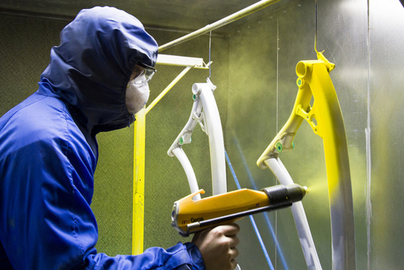 Powder Coating Business in Melbournes Northern Suburbs