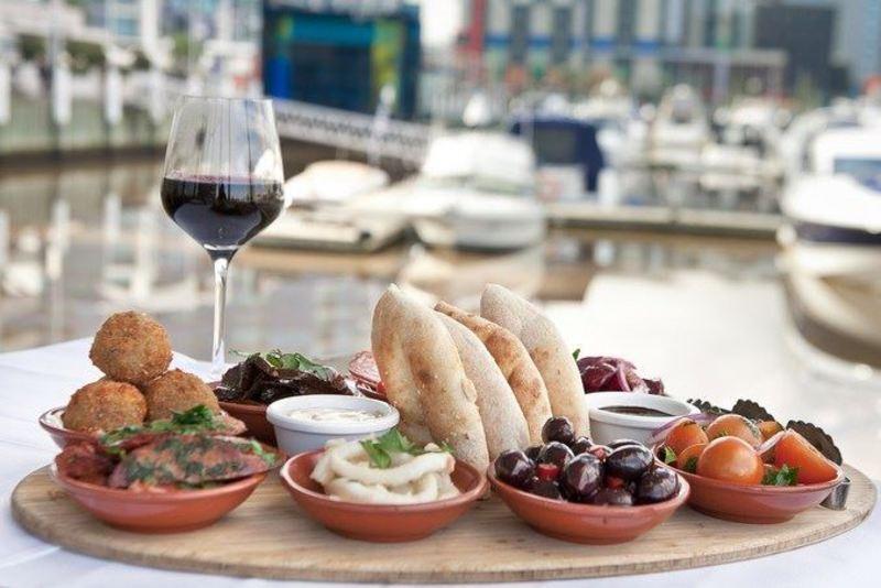 Waterfront Restaurant Docklands