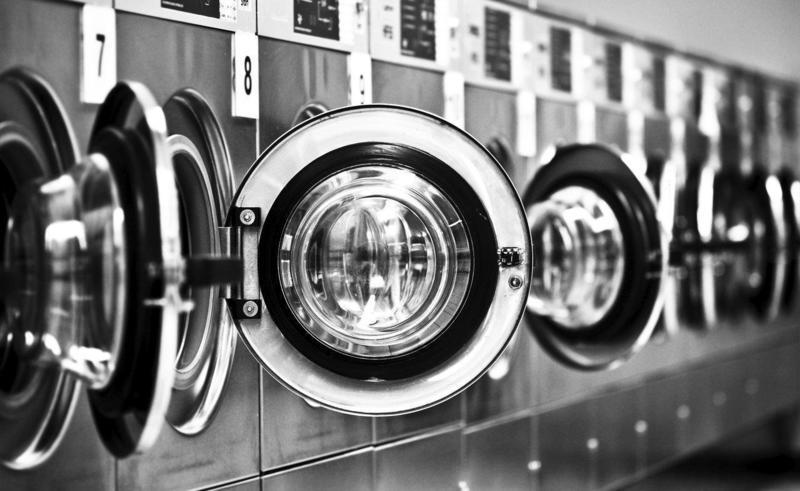 Laundry Coin Operated Business