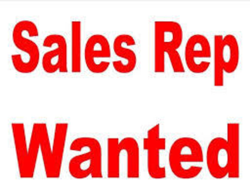 Sales Person Required