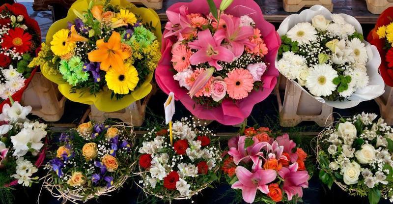 Florist Taking $6000 plus per week