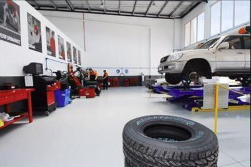 Wheel and Tyre Business - Run by Staff - Must See