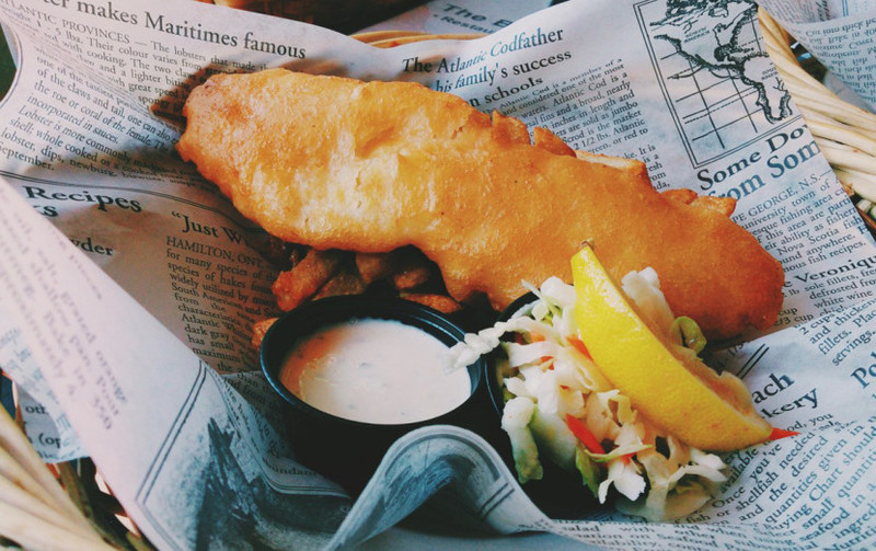 Fish and chips in the heart of Torquay, over $400,000 net profit per year!