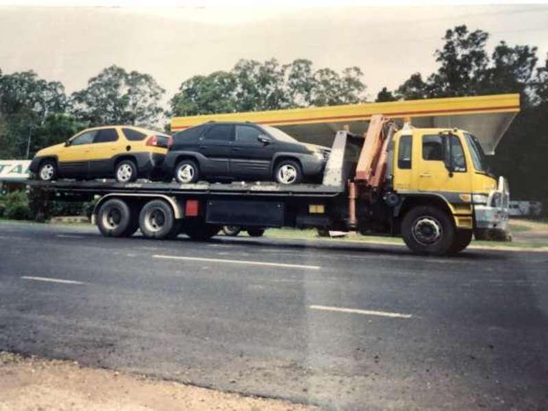 Tilt Tray Transport business for sale