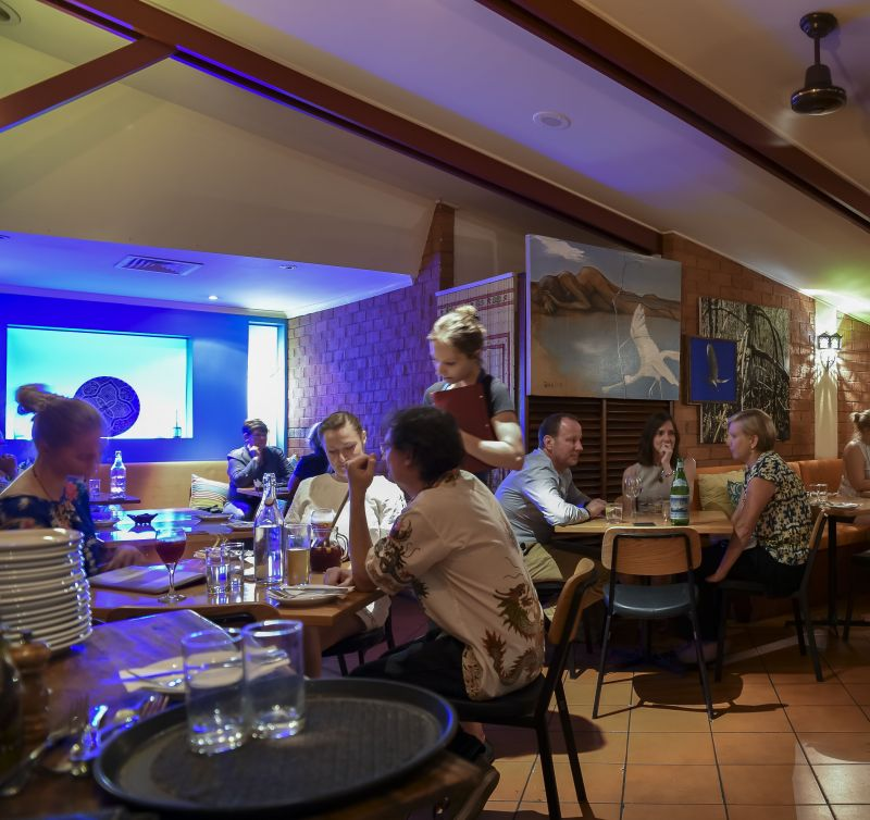 The Multi Award Winning Moorish Cafe is for sale