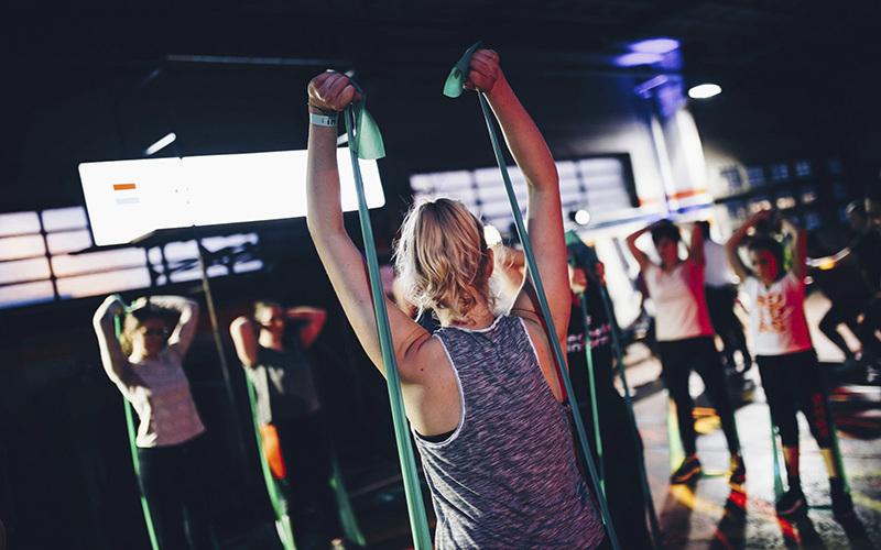 CrossFit Gym established 6 years