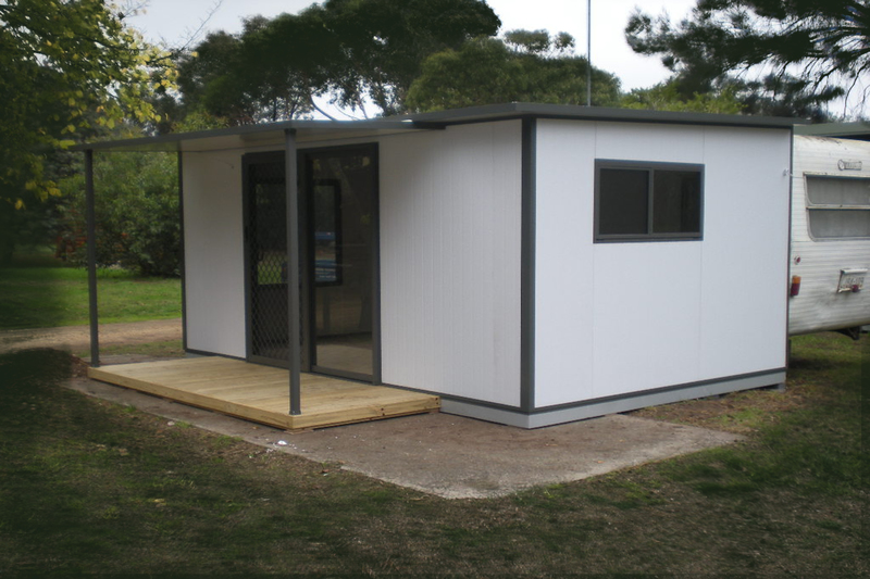 Caravan Annexe Manufacture & Install | PRICED TO SELL | Surf Coast Lifestyle