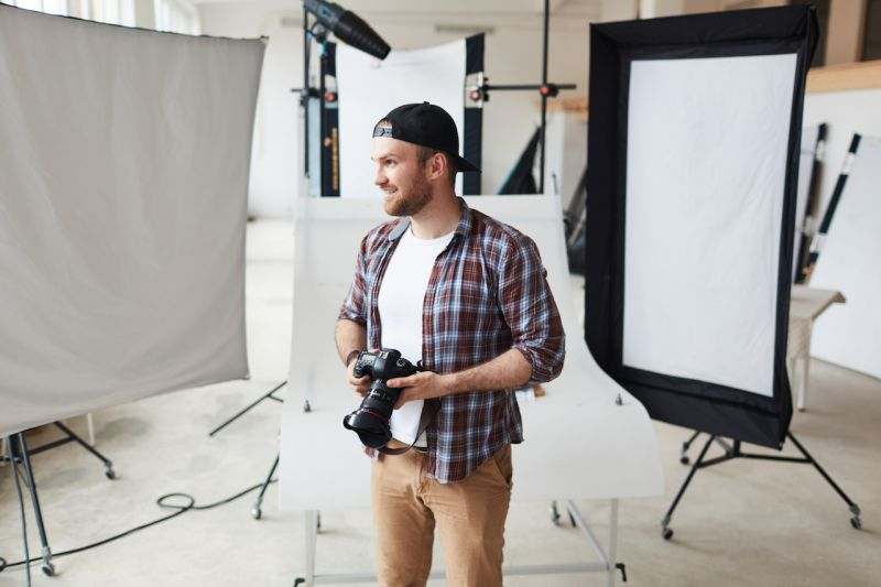Put Yourself in the Picture with this Profitable Photography Studio