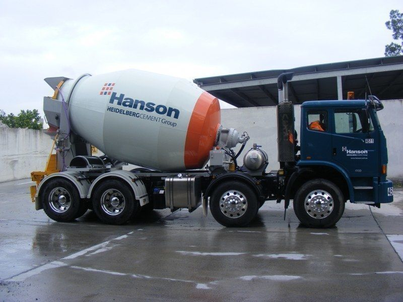 CARTAGE CONTRACT & IVECO CONCRETE TRUCK