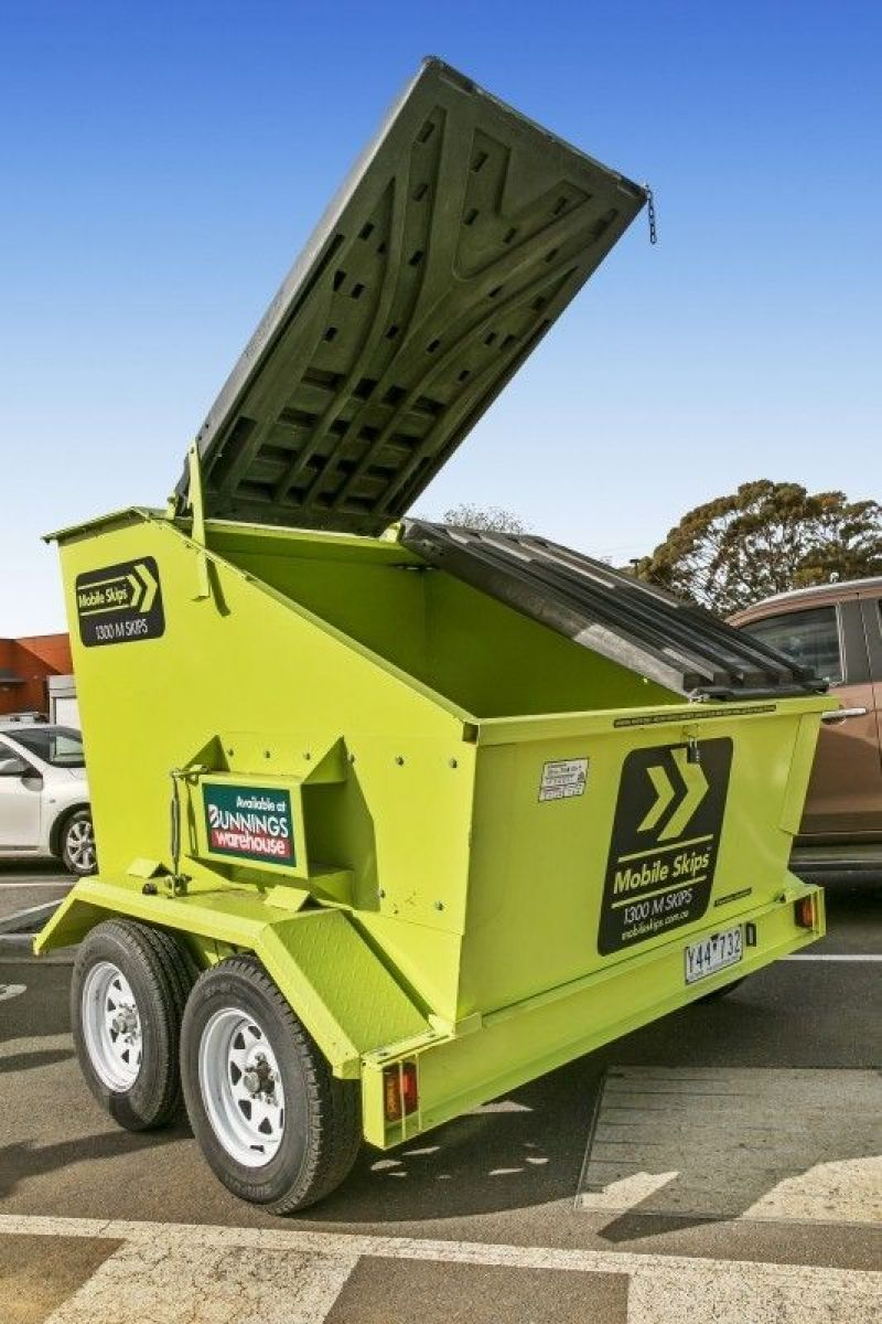 Mobile Skips - North West Melbourne
