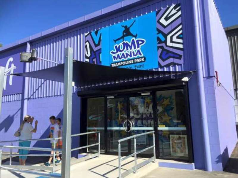 Jump Mania Trampoline Park Cairns