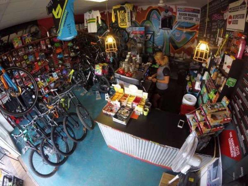 Bike Shop / Bike Hire / Bike Tours / Coffee Shop