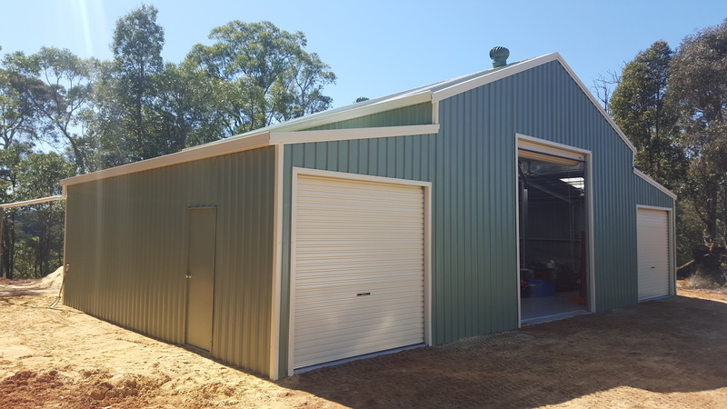 Supply and Installation - Sheds and Garages