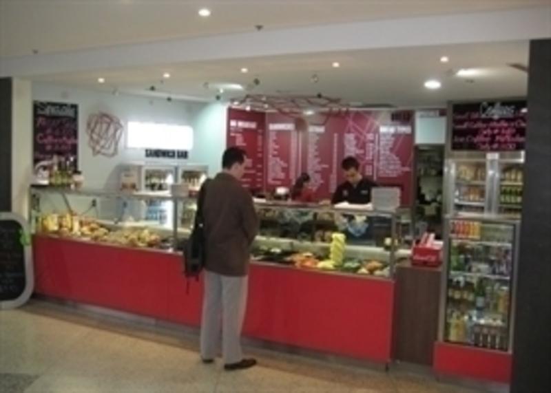 Sandwich Bar/Cafe on Bourke Street, Melbourne CBD - Great location, high traffic