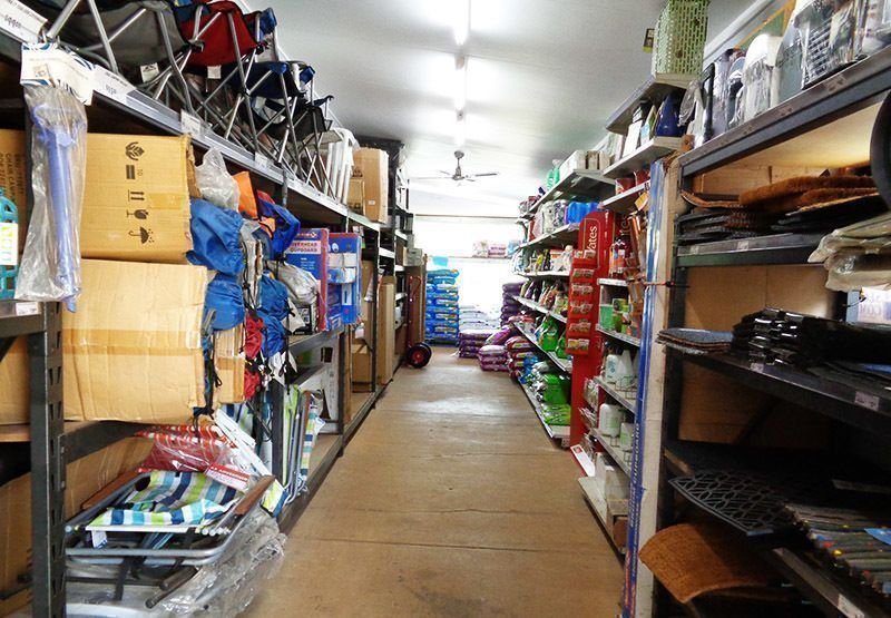 Country-style Hardware and Building Supplies & Freehold Property