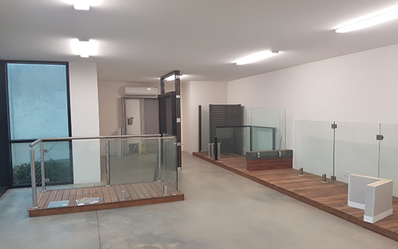 Aluminium & Glass Manufacture   Balustrading, Fences, Screens   Torquay