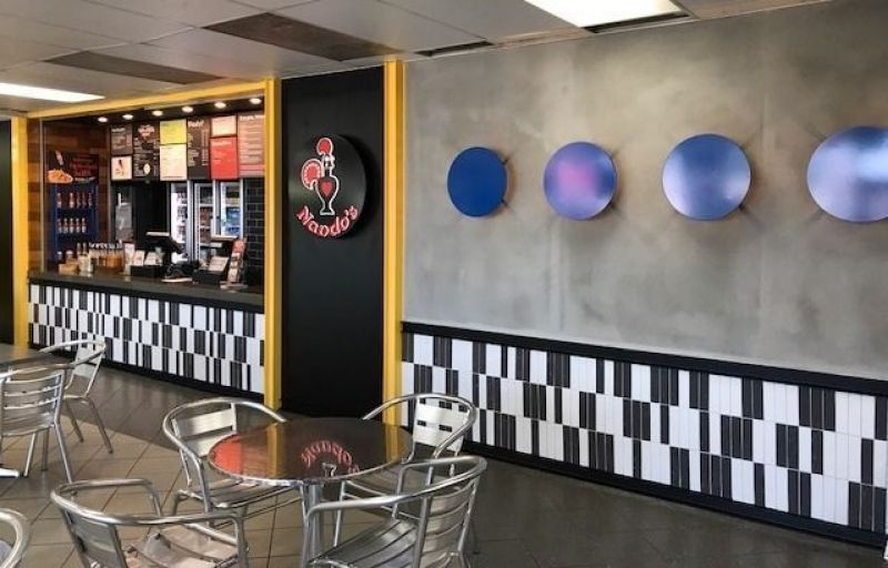 NANDO'S PARKWOOD FOR SALE - $299K PLUS STOCK AT VALUE