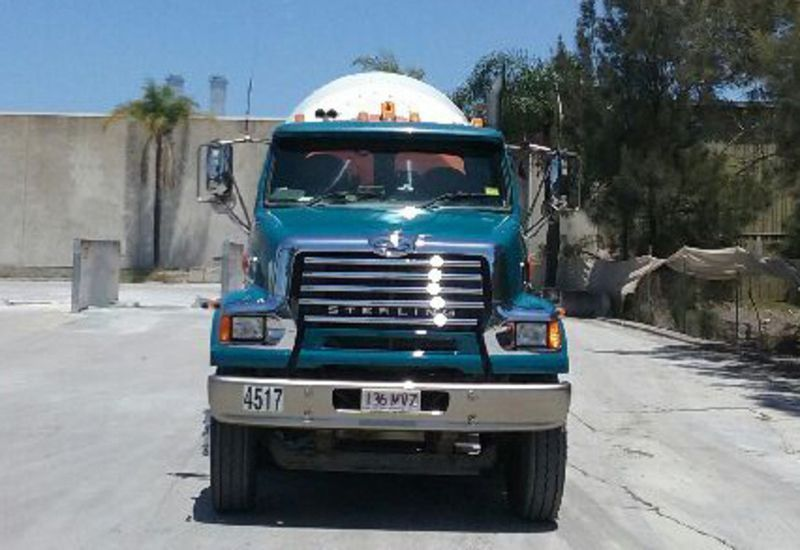 FIRE SALE ! STERLING TRUCK & CONTRACT WITH MAJOR SUPPLIER oF CONCRETE