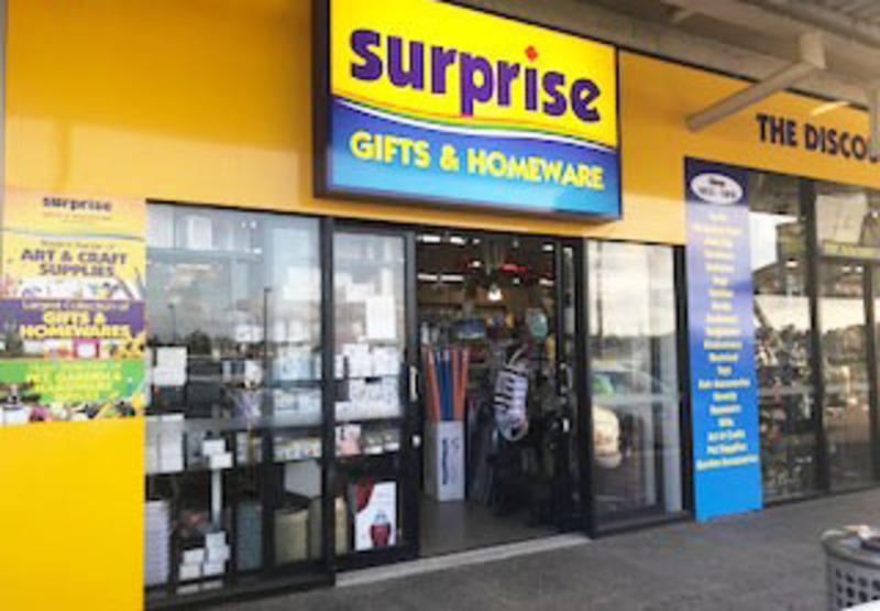 Surprise Gifts & Homewares