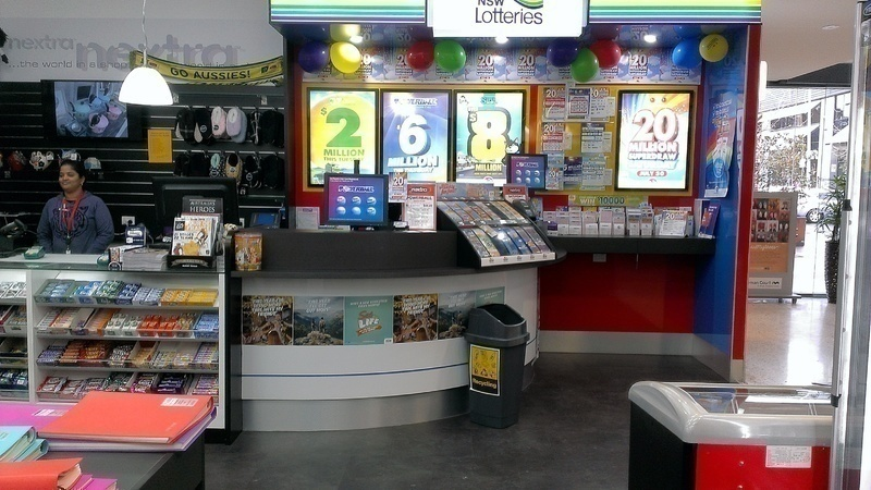 Cooleman Court Newsagency - Located Inside Popular Cooleman Court Weston
