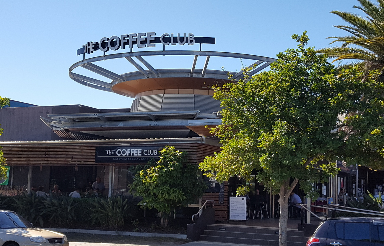 THE COFFEE CLUB SOUTHGATE, CANNON HILL - $649K + SAV! ENQUIRE NOW!