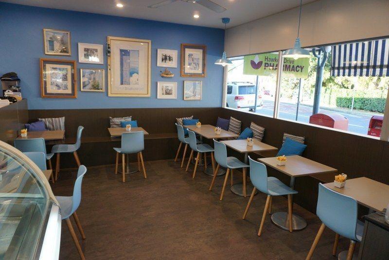 Cafe and Gelati Bar - 5.5 days trading per week