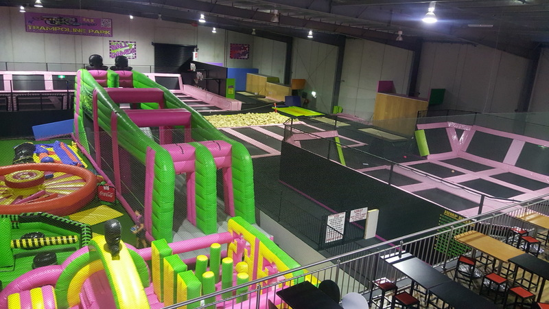 SE Suburbs - Trampoline & Inflatable Complex - Growing Profitable Sales!