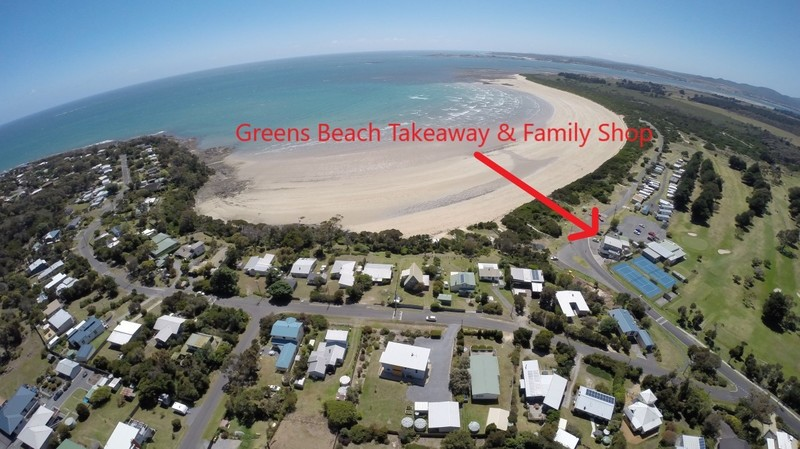 Greens Beach Takeaway & Family Shop - Tasmania
