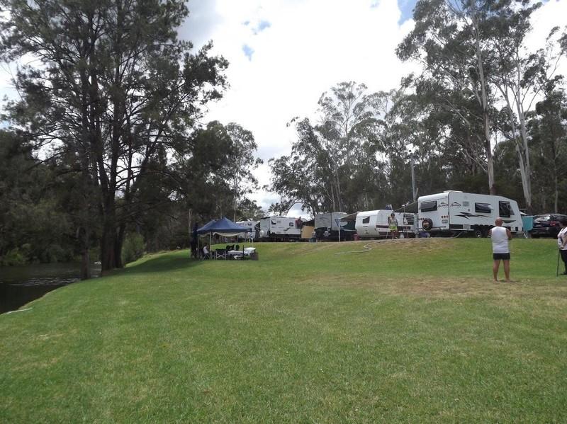 Idyllic Country Campgrounds and Caravan Park