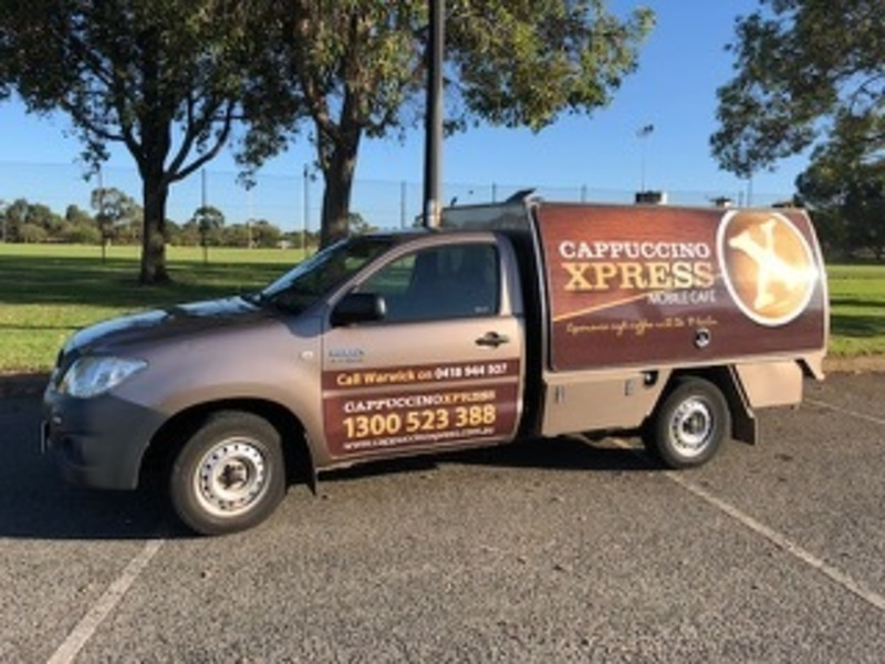 Cappuccino Xpress - South Perth