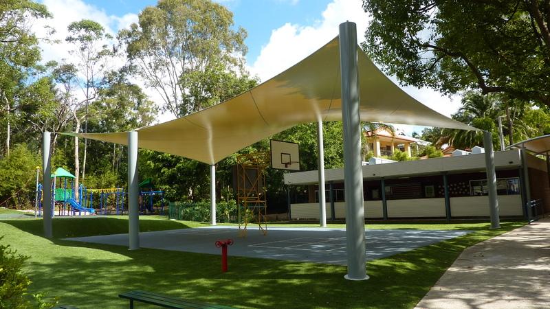 Custom Design Shade Structure Business
