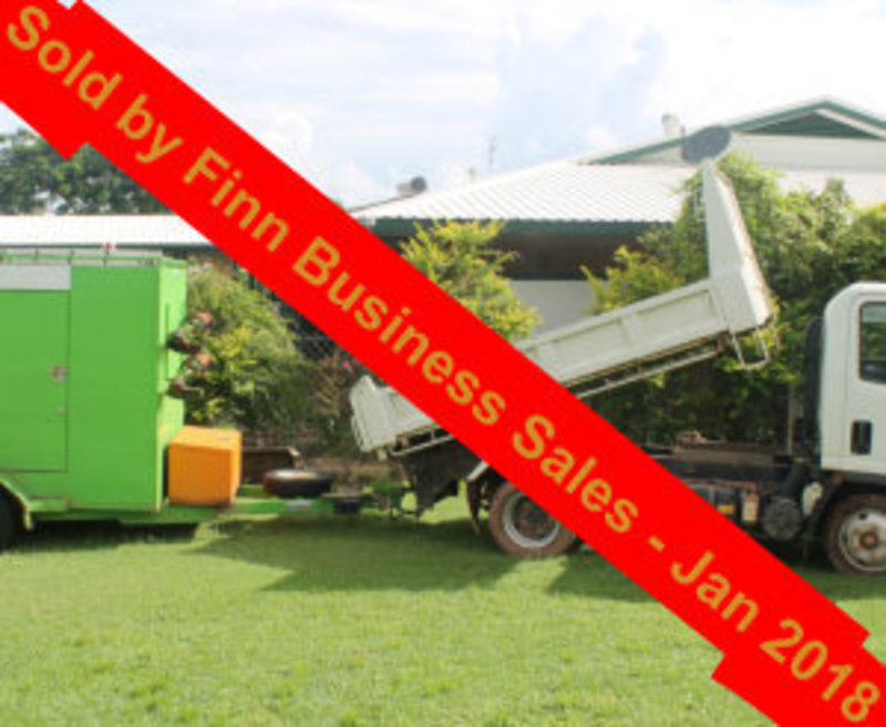 ##  SOLD - High Profit, Well Established Garden, Lawn & Irrigation Business with