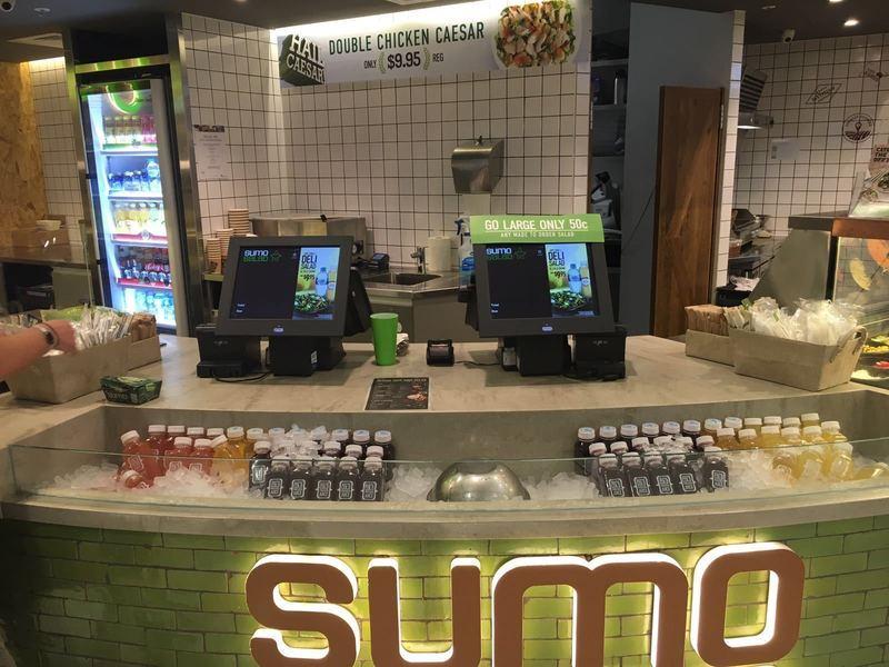 Sumo Salad Airport West VIC